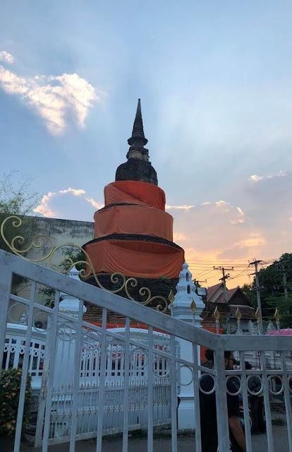 Wat Inthakhin Sadue Muang - Chiang Mai