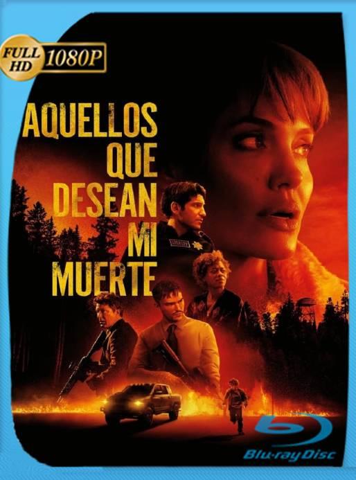 Aquellos Que Desean Mi Muerte (2021) BRRip 1080p Latino [GoogleDrive] Ivan092