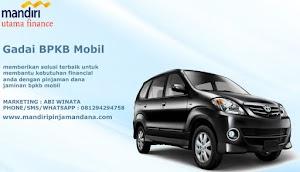 Gadai BPKB Mobil Cepat Indonesia