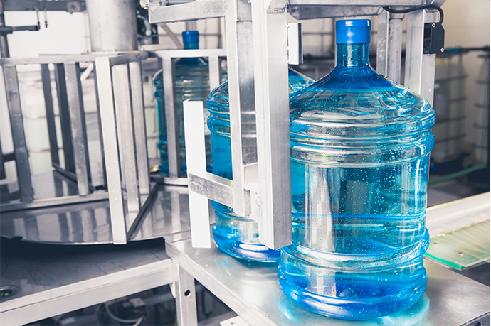 Drinking water manufacturing