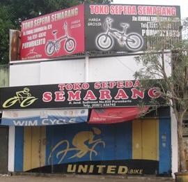 Toko Sepeda Semarang Purwokerto - seosatria.web.id