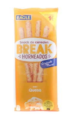 Eagle snacks de cereales