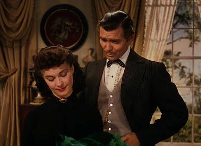 Clark Gable y Vivien Leigh