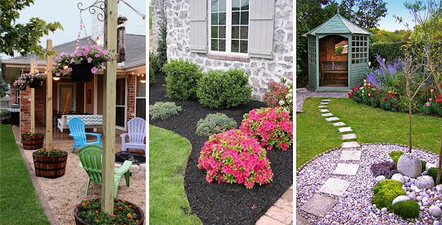 A Wonderful Backyard Landscaping Ideas