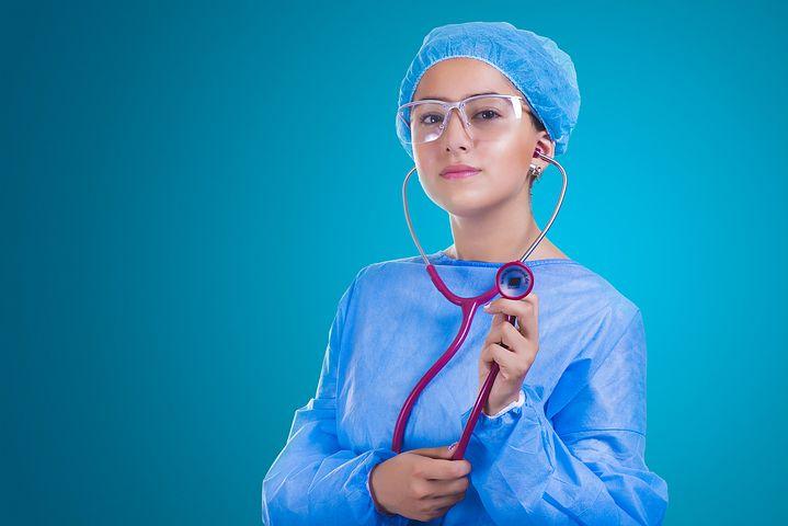Ahli kedokteran asma cantik