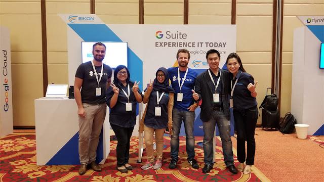 eikon google cloud summit jakarta