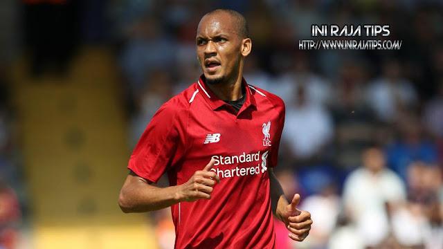 Fabinho Siap Jalani Debut Bersama Liverpool