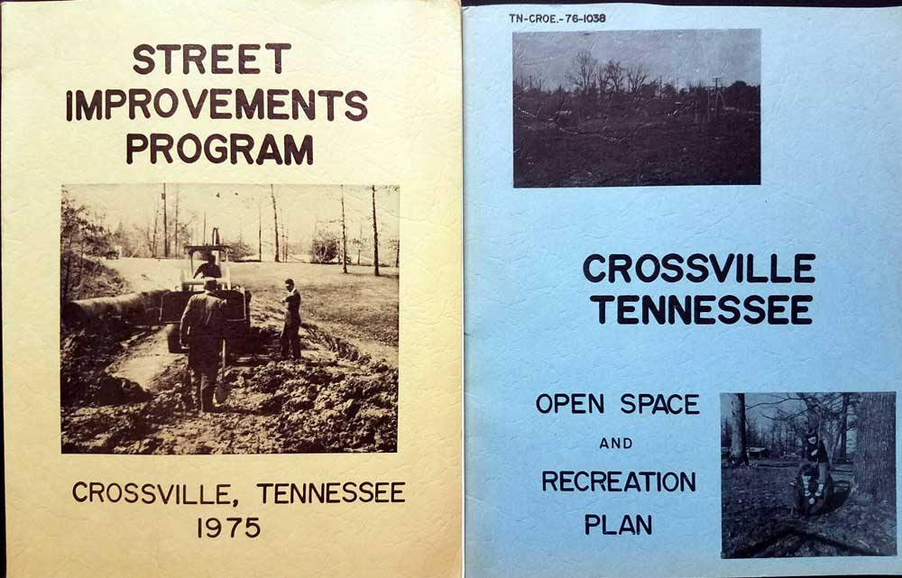 Jim young reporter crossville plans for roads and for Park place motors crossville tn