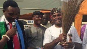 Nollywood veteran Kenneth Okonkwo running for governor of Enugu