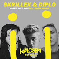 Where Are U Now - Skrillex Feat Justin Bieber