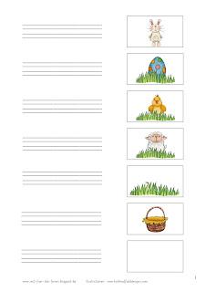 Easter und spring