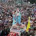 Una multitud veneró a la Virgen del Rosario en San Nicolás