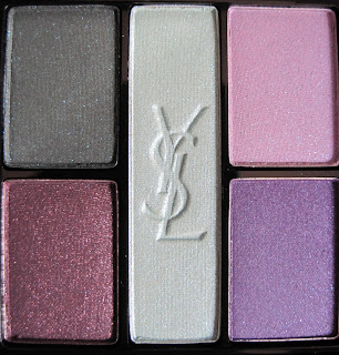 YSL Midnight Garden Eyeshadow Palette