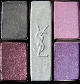 YSL Midnight Garden Eyeshadow Palette