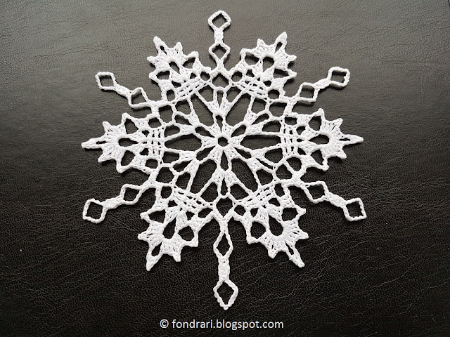 Mill Creek Snowflake