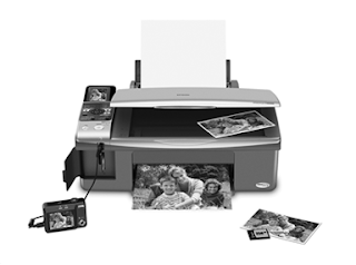 Download Epson Stylus CX6000 drivers