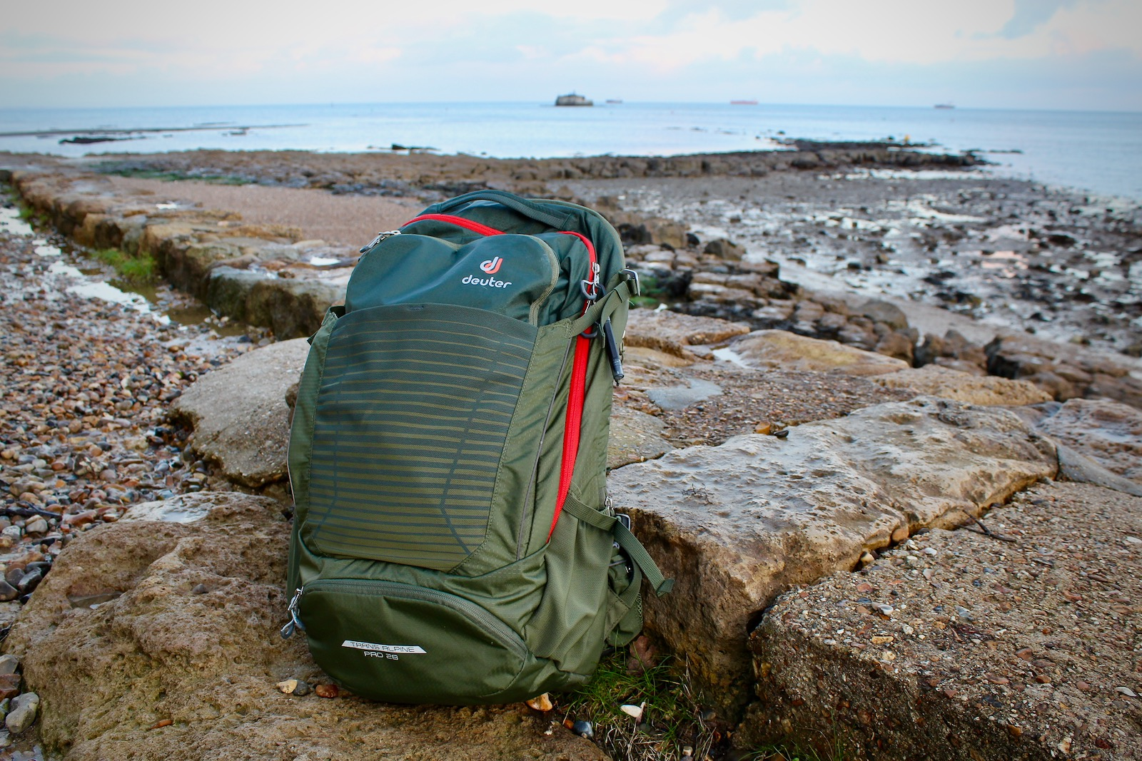 Deuter Trans Alpine Pro 28 Test Review
