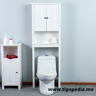 space saver bathroom cabinet