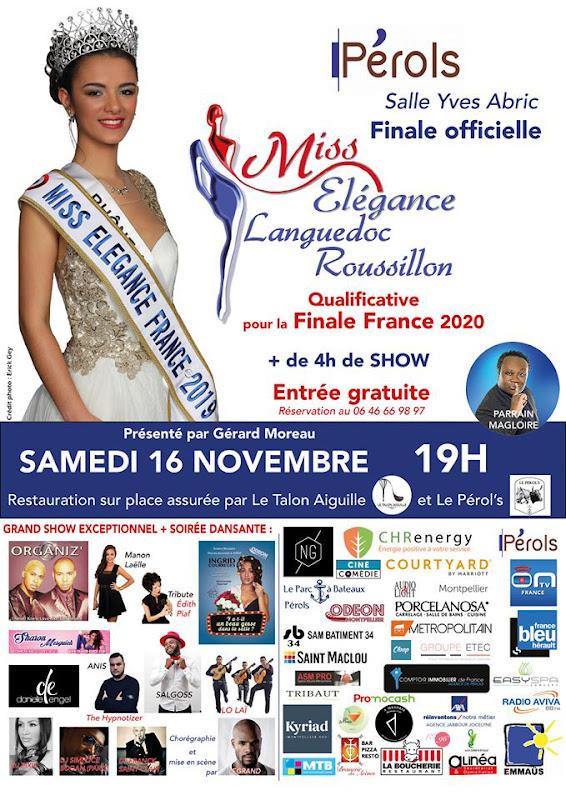 Miss Elégance Languedoc Roussillon