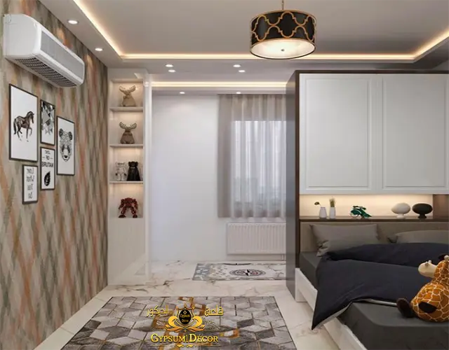 غرف نوم للعرسان 2022