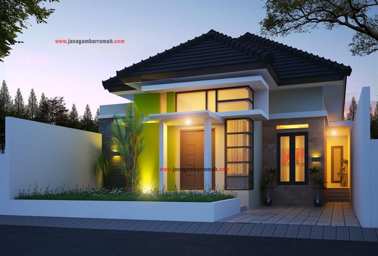 ide Desain Rumah Minimalis 2020