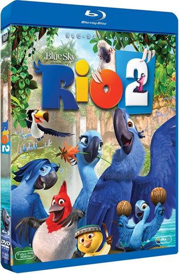 Rio 2 1080p HD Latino
