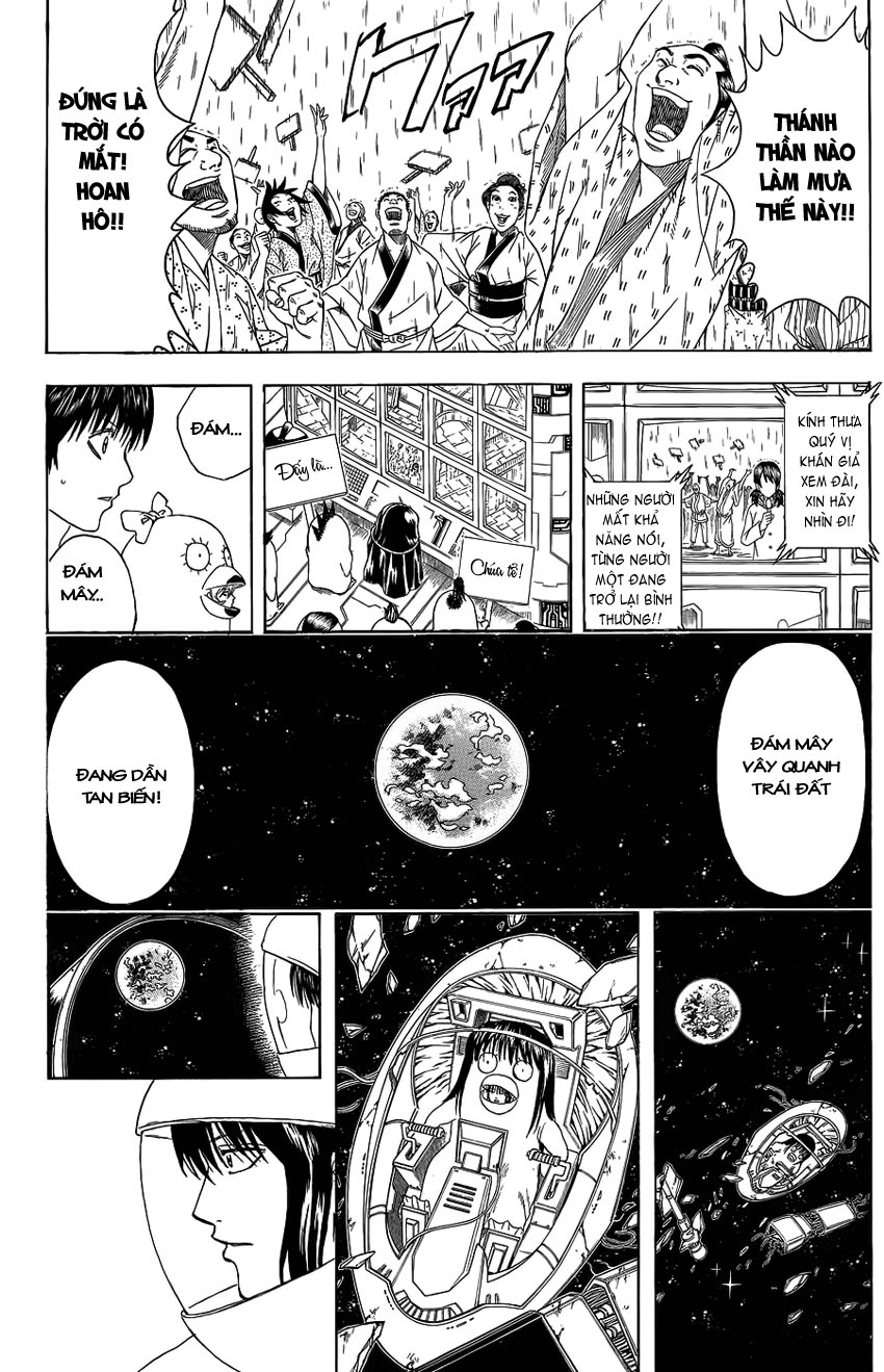 Gintama Chap 356 page 9 - Truyentranhaz.net