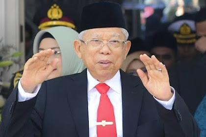 Wapres Ma'ruf Minta Sukmawati Tak Lagi Lontarkan Pernyataan Kontroversial