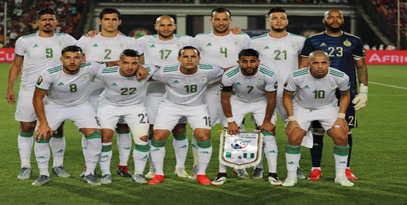تأجيل تصفيات المونديال+مباراة الجزائر موريتانيا+ قطر 2022+03 جوان 2021+ملعب مصطفى تشاكر+Match-Algérie-Mauritanie-03-06-2021