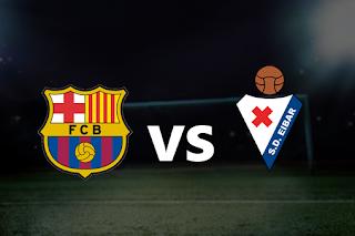 مشاهدة مباراة ايبار و برشلونة 22-2-2020 بث مباشر في الدوري الاسباني