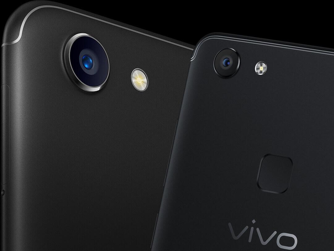 Vivo V7 vs Oppo F5