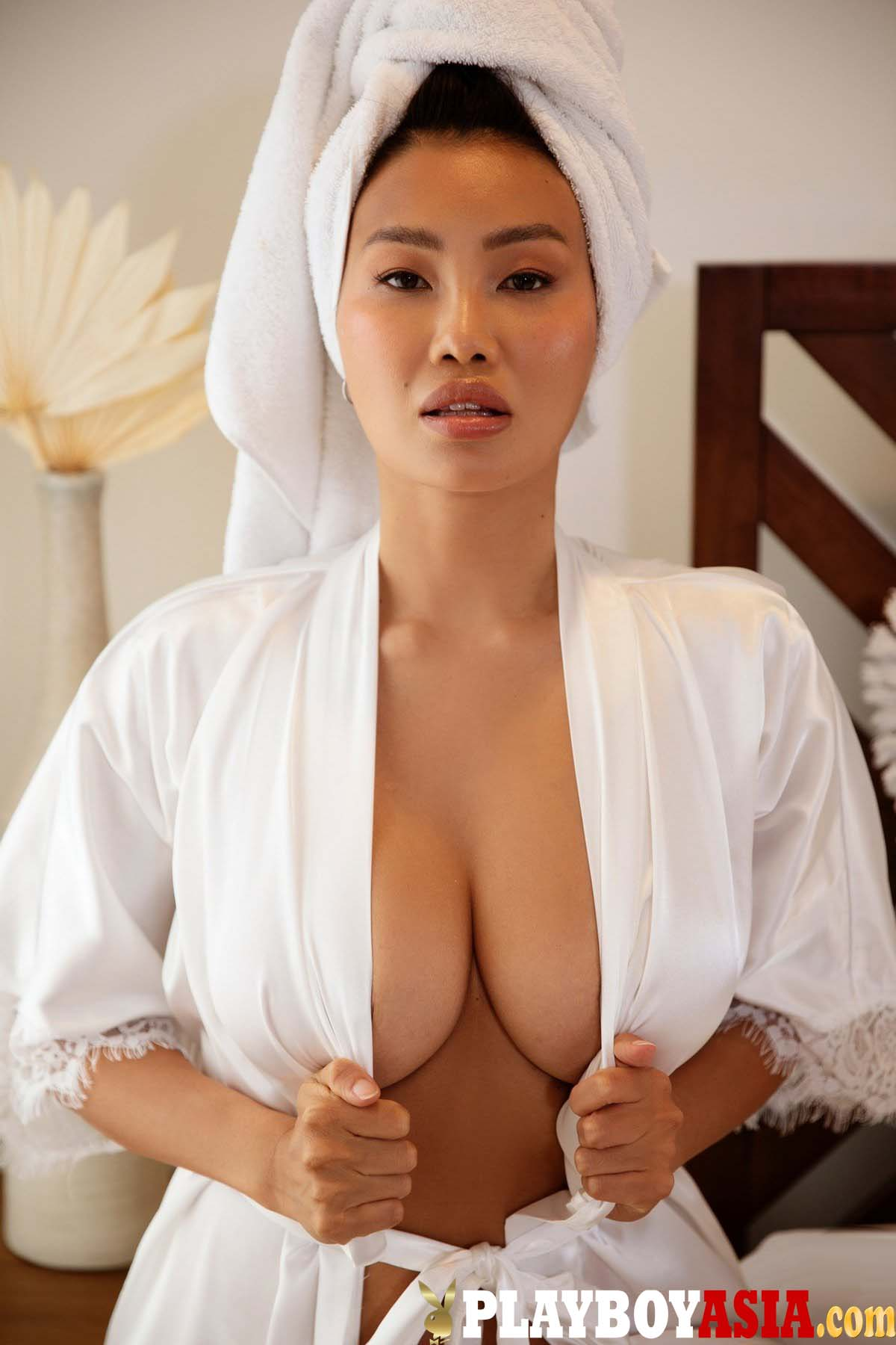 Playboy asian women in The hottest