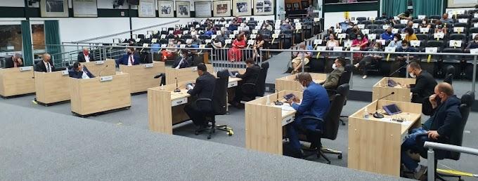 Vereadores aprovam regras para previdência de novos servidores municipais