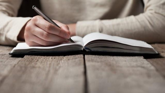 6 λόγοι για τους οποίους το γράψιμο είναι καλό για την ψυχική σας υγεία