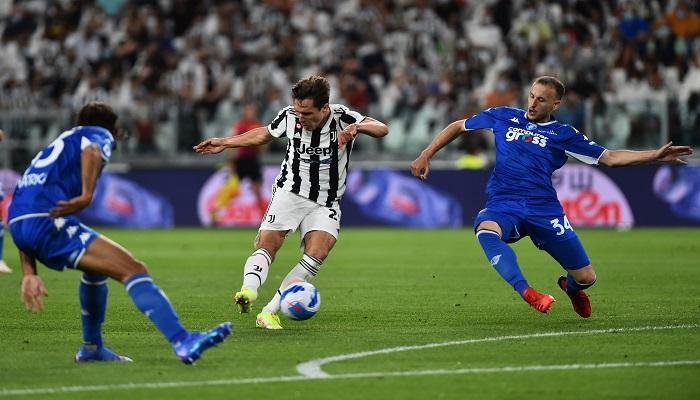 ملخص وأهداف مباراة يوفنتوس ضد إمبولي في الدوري الإيطالي
