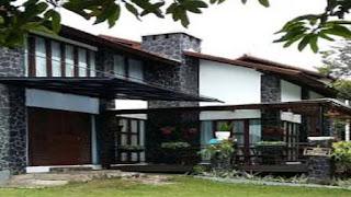 villa untuk keluarga besar lembang bandung