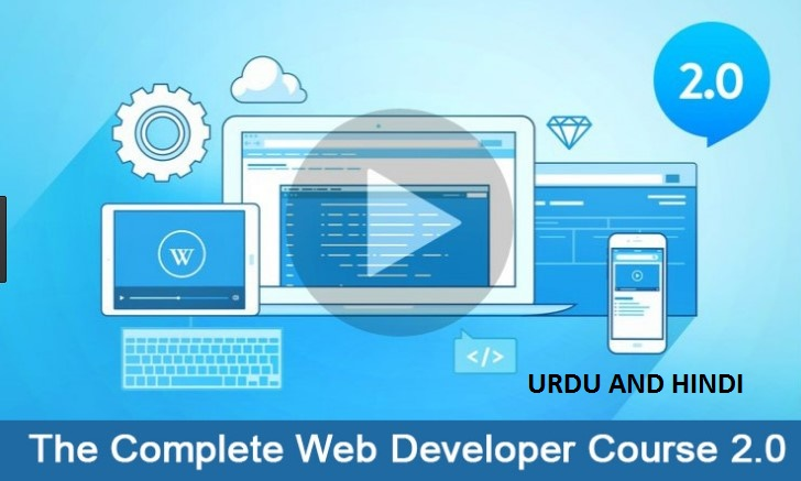 Download The Complete Web Developer Course 2 0 in Urdu &