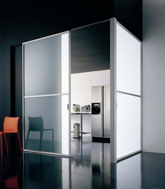 Home furniture ideas modern interior glass doors - Commercial interior doors with window ...