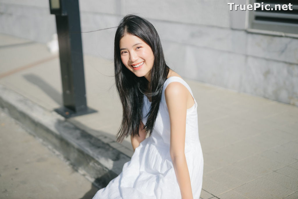 Image Thailand Model - Venita Loywattanakul - A Beautiful White - TruePic.net - Picture-3