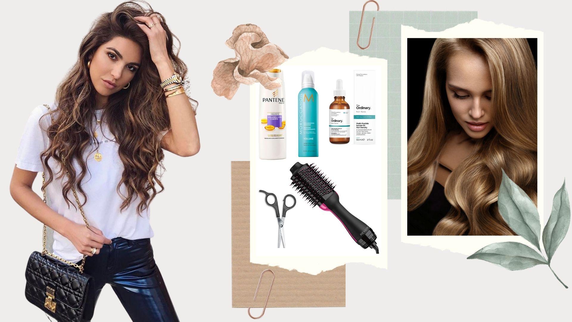 Consejos para darle volumen extra a tu cabello todo lo que necesitas hacer