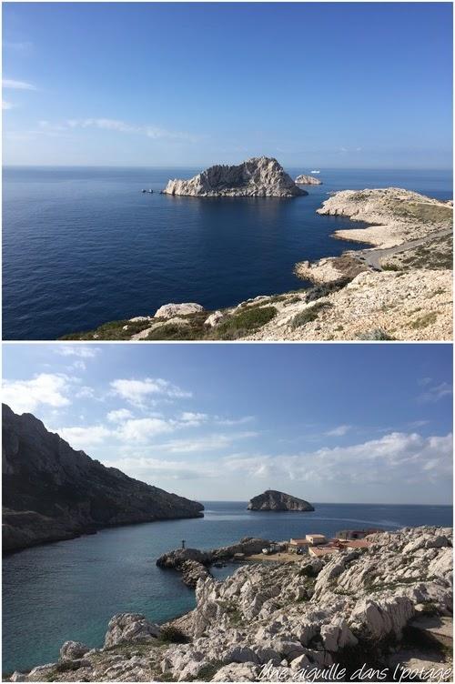 les Goudes, Marseille la baie des singes