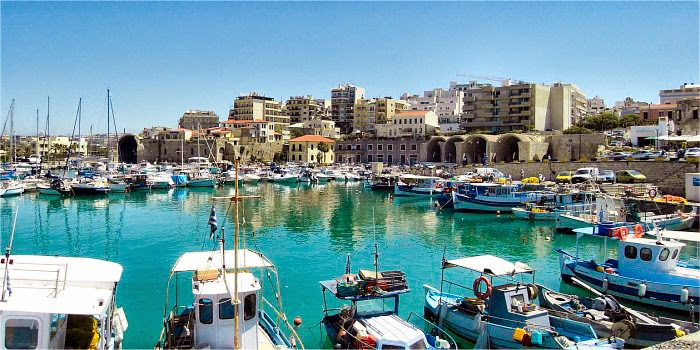 Come raggiungere Creta