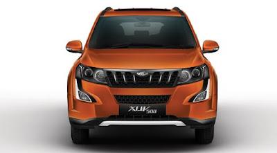 New Mahindra XUV 500 hd image