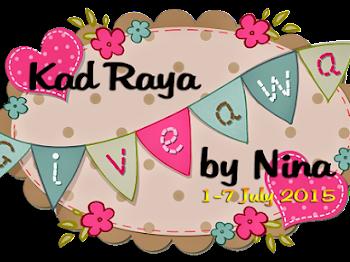 Kad Raya GA by Nina