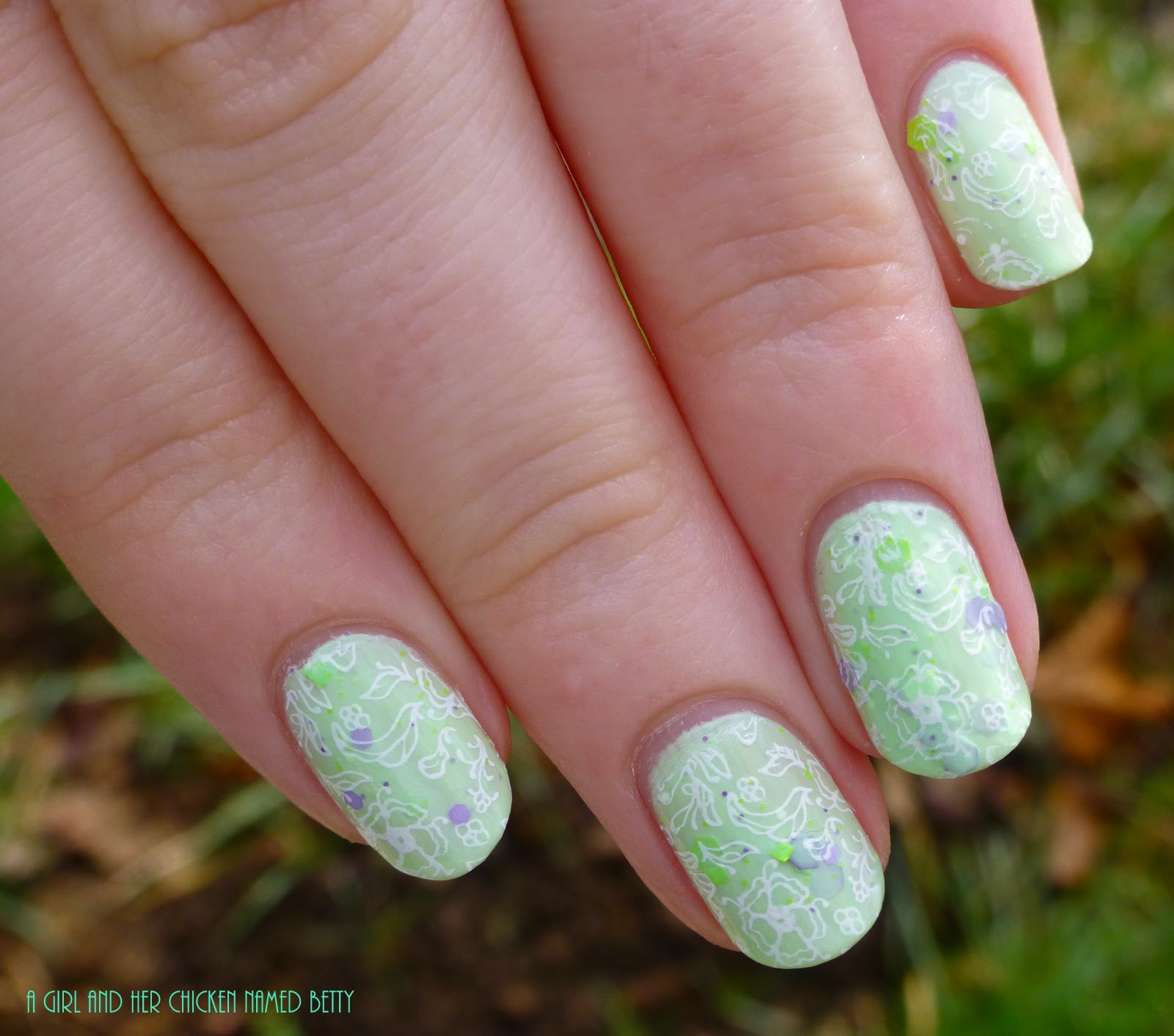 KB Shimmer Daisy About You
