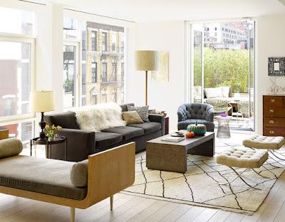 Living Room Furniture Arrangement Examples