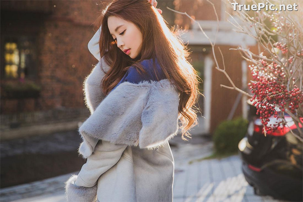 Image Korean Beautiful Model – Park Soo Yeon – Fashion Photography #6 - TruePic.net - Picture-4