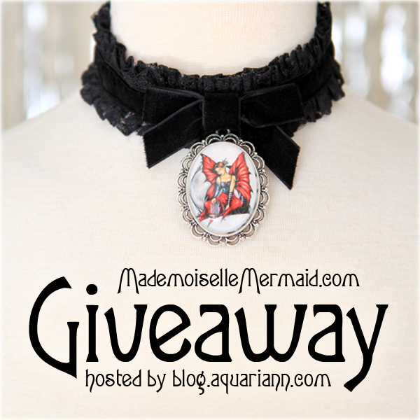Moon Fairy Jewelry Giveaway