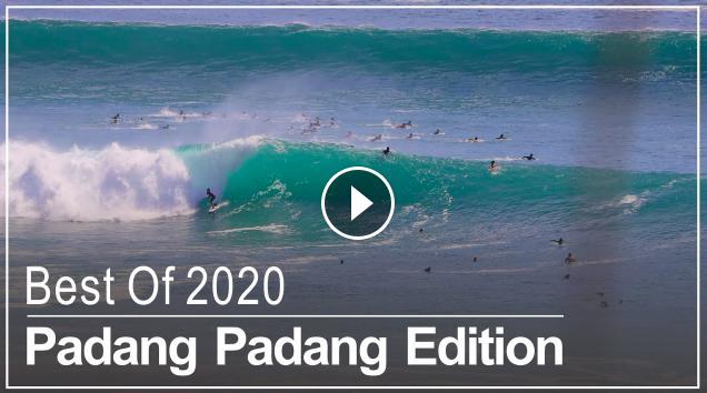 Top Five Sessions Padang Padang