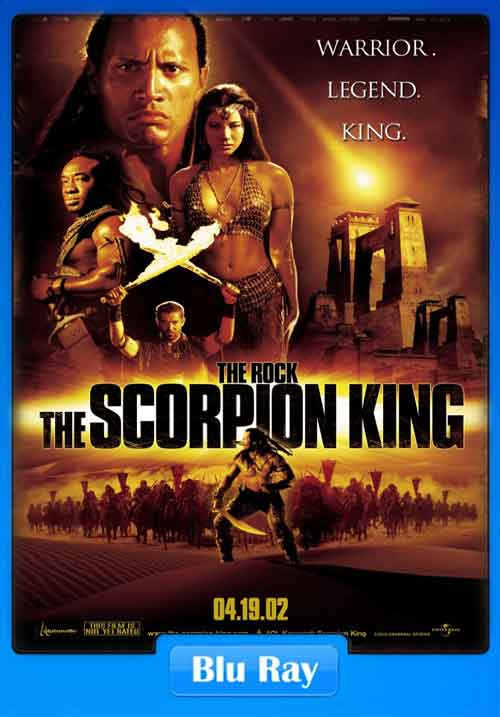 The Scorpion King 2002 Poster